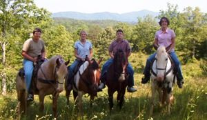Blanche Manor Horseback Riding & Trail Rides