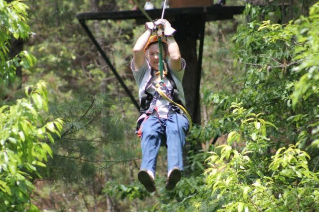 Wildwater Ocoee River Basin Canopy Tours